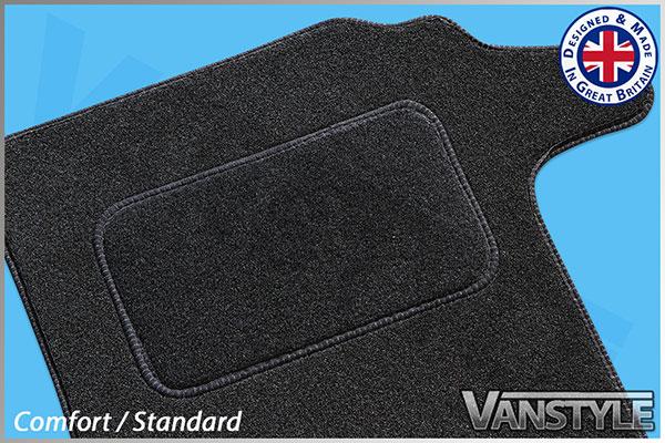 Front Carpet Mats - Mercedes Vito W447 2014+