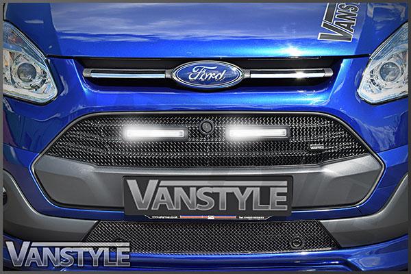 Vanstyle Sport Transit Custom DRL Front Upper Grille