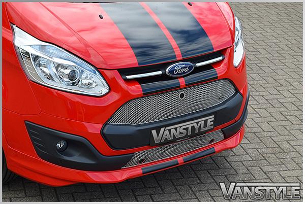 Vanstyle Sport Transit Custom Front Grille Set