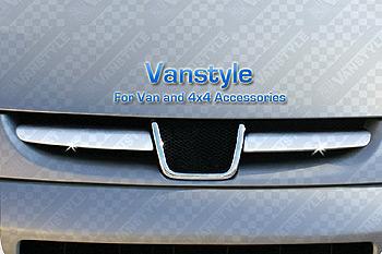 peugeot partner van accessories front styling, peugeot partner van