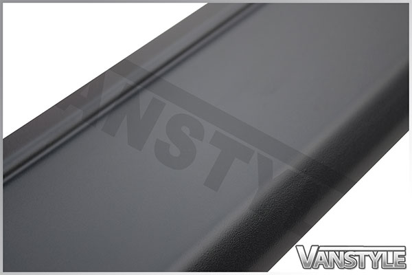 Ford Transit Connect & Tourneo Connect 14> ABS Bumper Protector