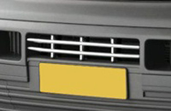 VW T5 Transporter Stainless Steel Bumper Grille 2003-09