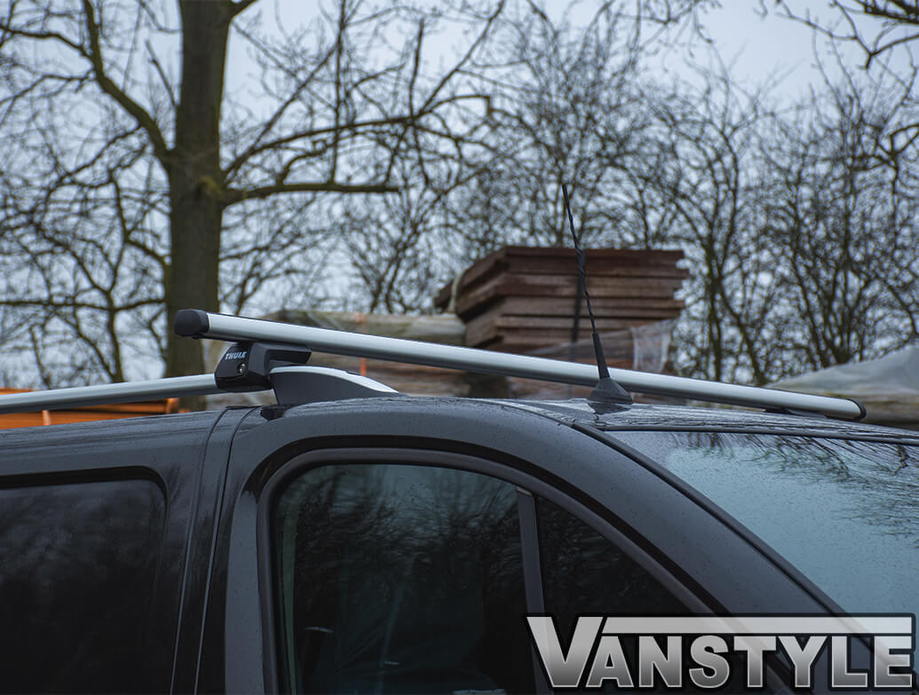 Thule Lockable Heavy Duty Long Crossbars Set