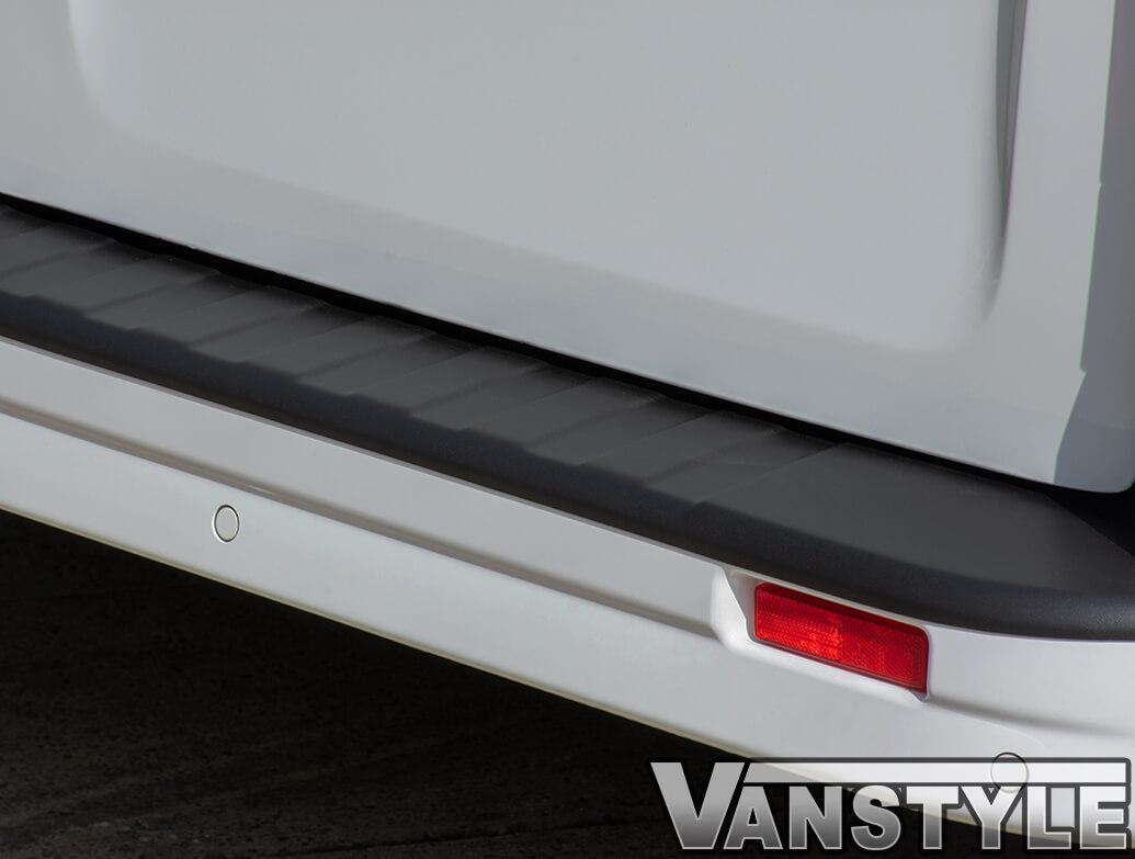 ABS Rear Bumper Protector Vivaro Trafic Talento NV300