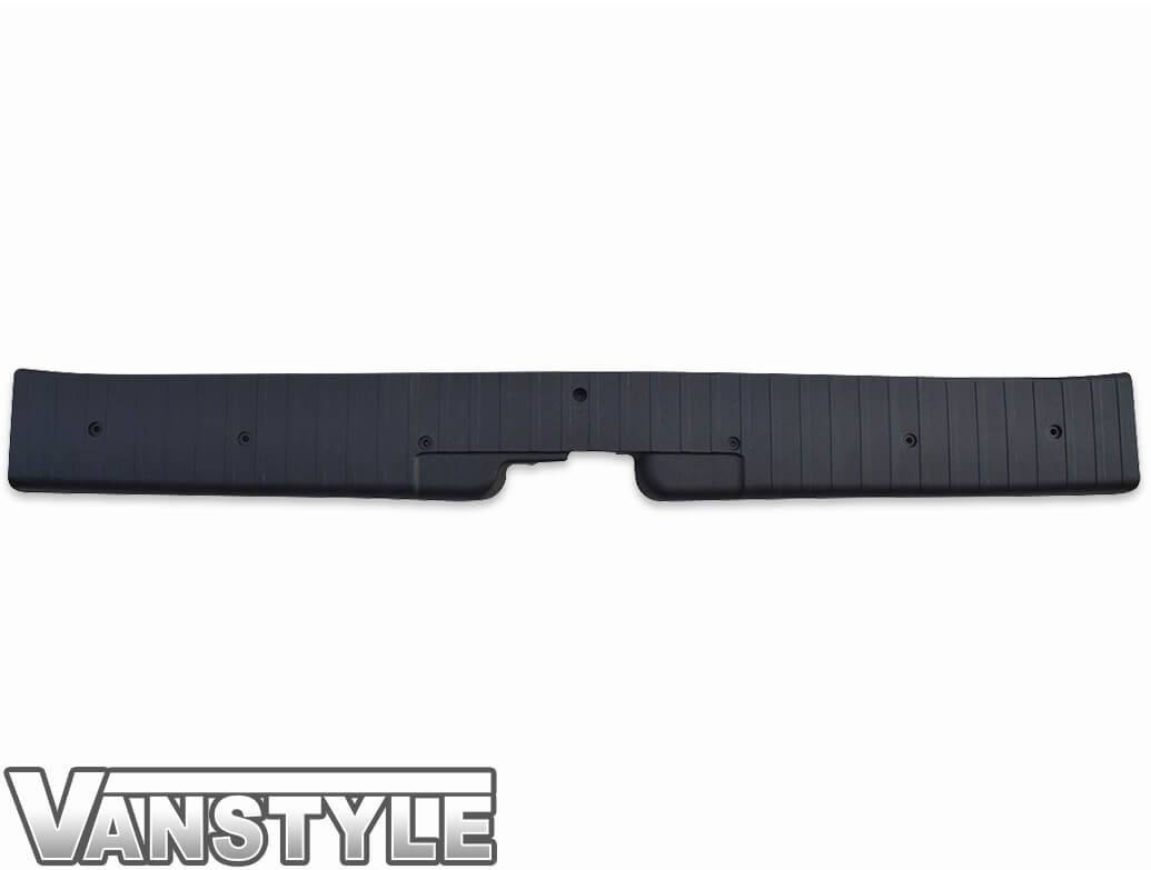 VW T4 Tailgate Models Rear Loading Step Lock Cover Trim