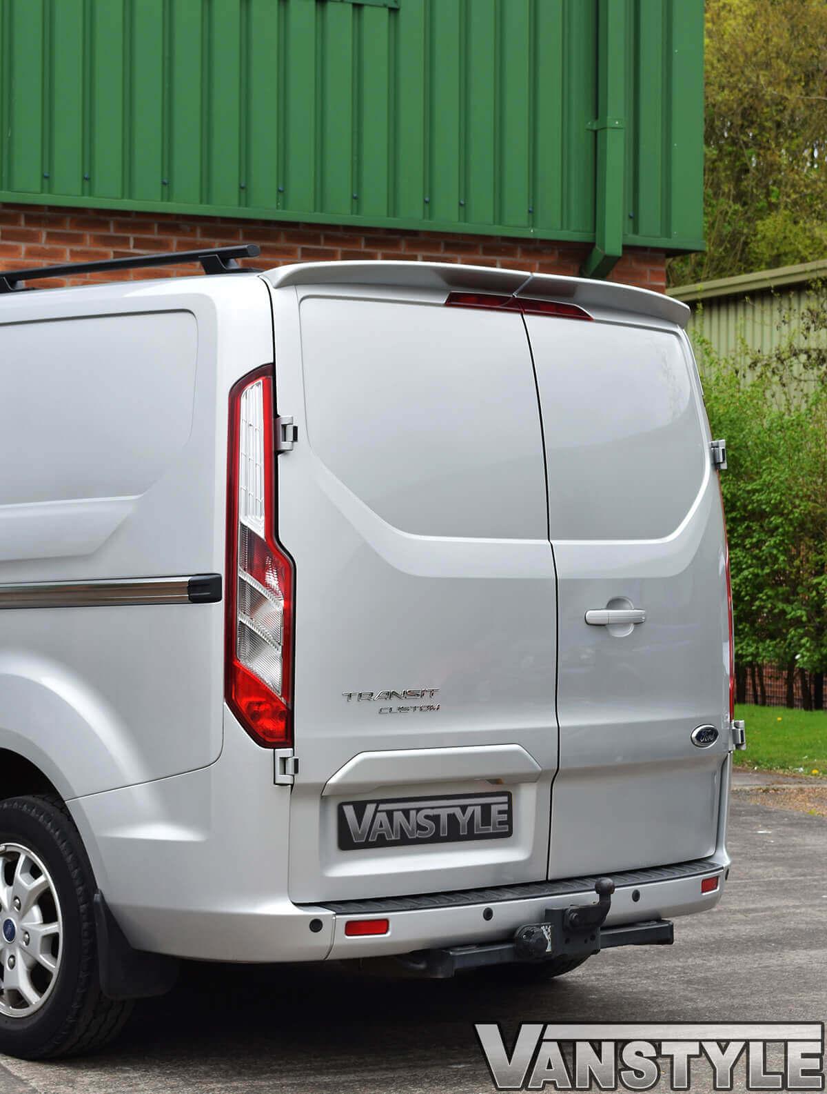 Spoiler Rear Twin Door PU-Rim VS Ford Transit Custom
