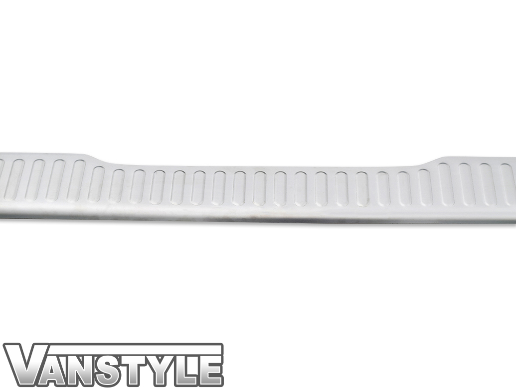 Mercedes Vito Brushed Stainless Steel Bumper Protector 03-14