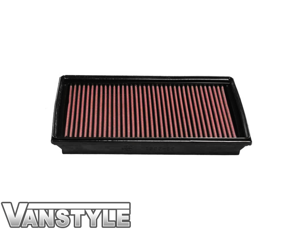 K&N Replacement Air Filter - Ford Transit 2000-2007