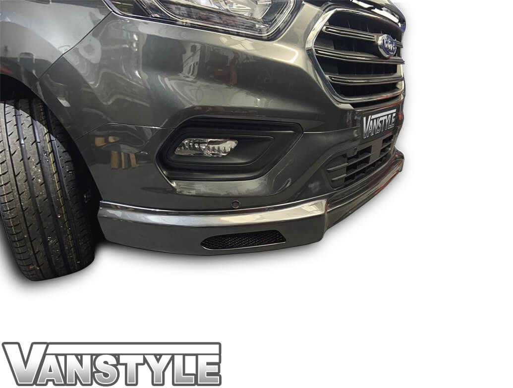 VS Sport Front Splitter - Ford Transit Custom 2018>