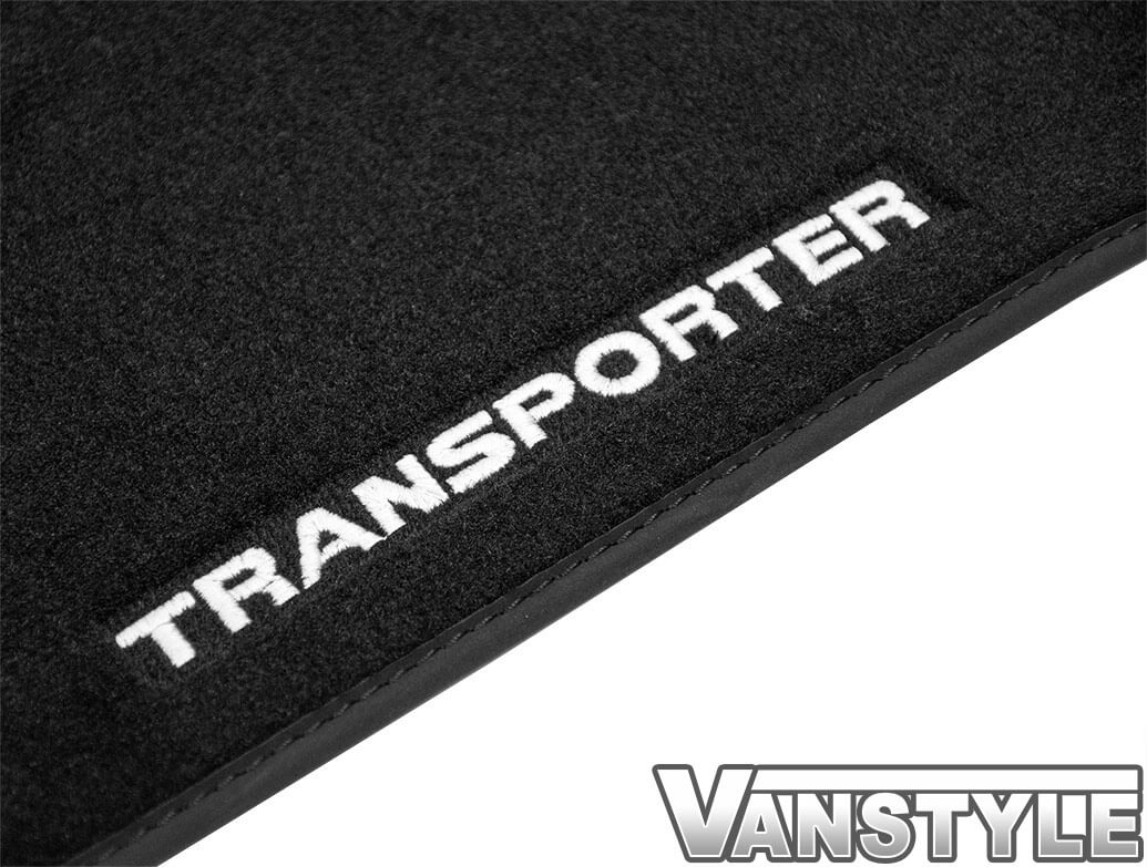 Genuine VW Transporter T5 - T6 One Piece Carpet Mat