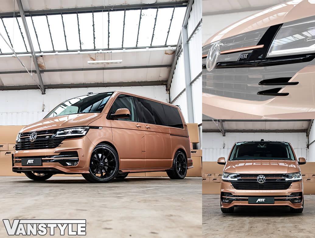 ABT Front Upper Grille VW T6.1 2019>