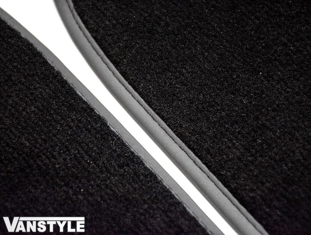 Genuine VW Premium Carpet Front Mats 2Pcs - VW T6.1 19>