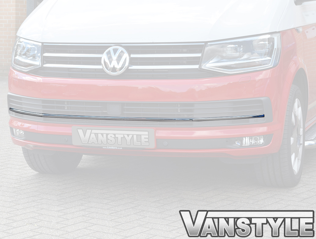 Genuine VW T6 Front Lower Radiator Grille Trim