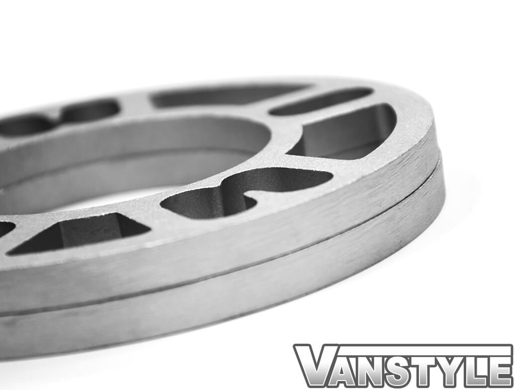 Vanstyle Universal 9.5mm 4/5 Multi-Stud Wheel Spacer - Set of 4