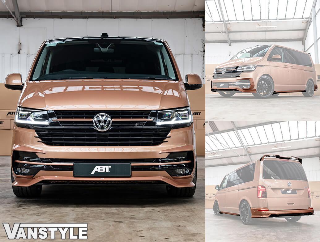 ABT Complete Kit VW T6.1 2019> - SWB / LWB