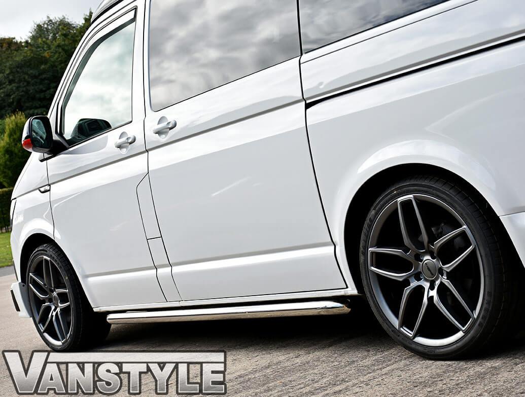 Vanstyle Sportline Style 60mm Stainless Steel Sidebars T5 T6