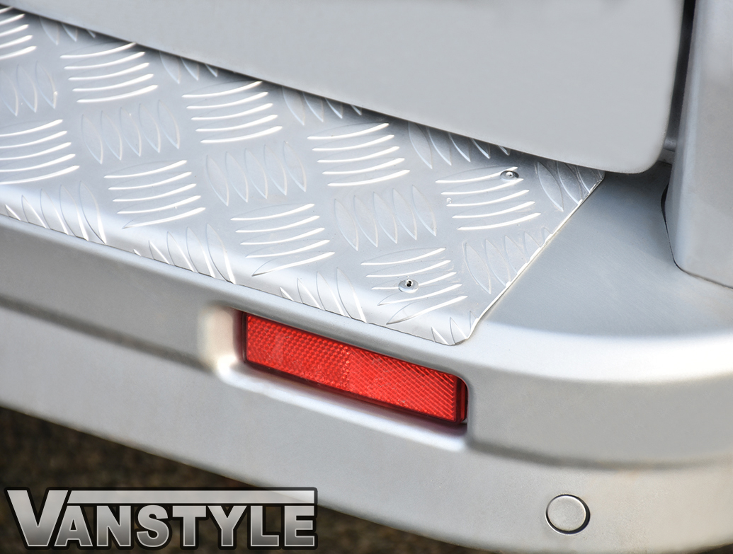 3D Aluminium Bumper Protector - Vivaro/Trafic/NV300/Talento 14>