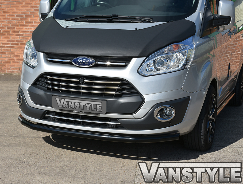 Ford Transit Custom Chrome ABS Fog Lamp Rims 2012-18