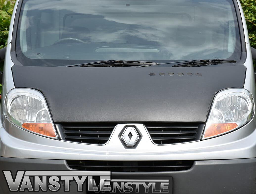 Plain Black Full Bonnet Bra - Vivaro/Trafic/Primastar 01-14