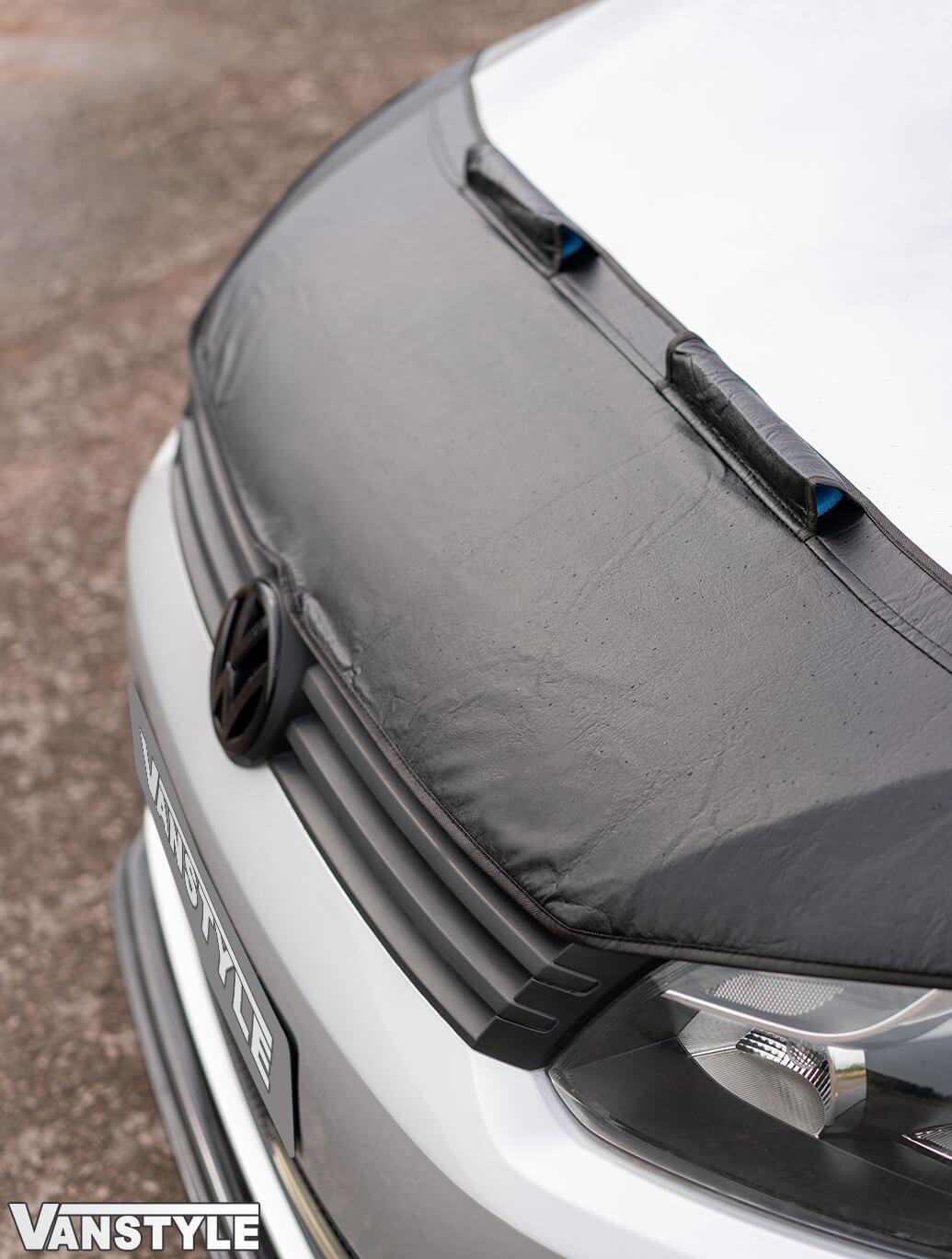 VW Caddy Half Aero Bonnet Bra 2010-15