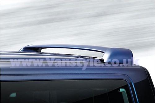 Rear Spoiler Roof Top Vw T5 Transporter Caravelle Vanstyle