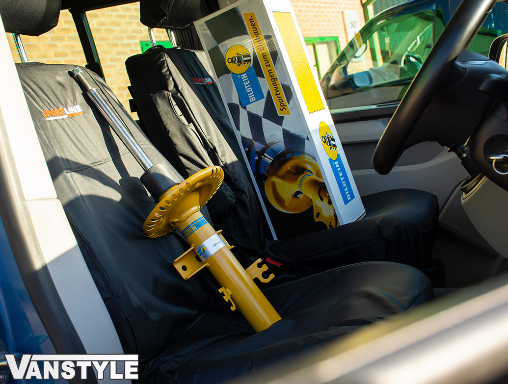 Bilstein B8 Single Front Suspension Damper Unit - VW T5 T6