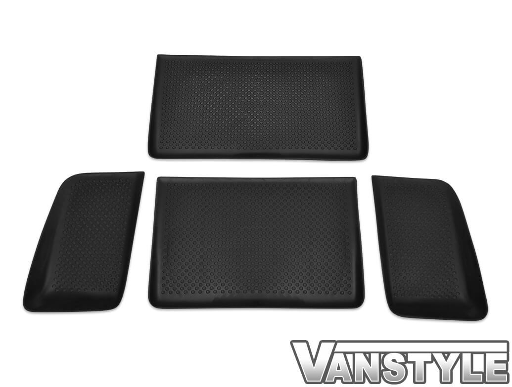 Genuine VW T5 2010-15 Rubber Anti-Slip Dash Inlay Mats