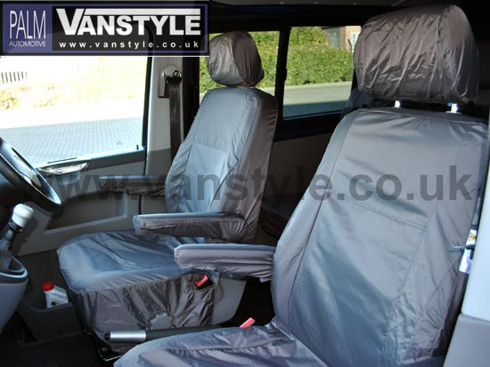 Genuine VW T5 Waterproof Seat Covers