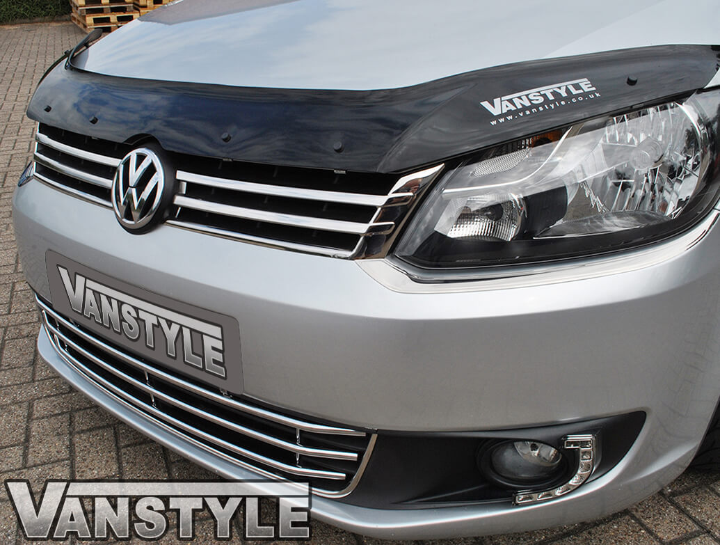 VW Caddy Vanstyle Front Radiator Grille  2010-15
