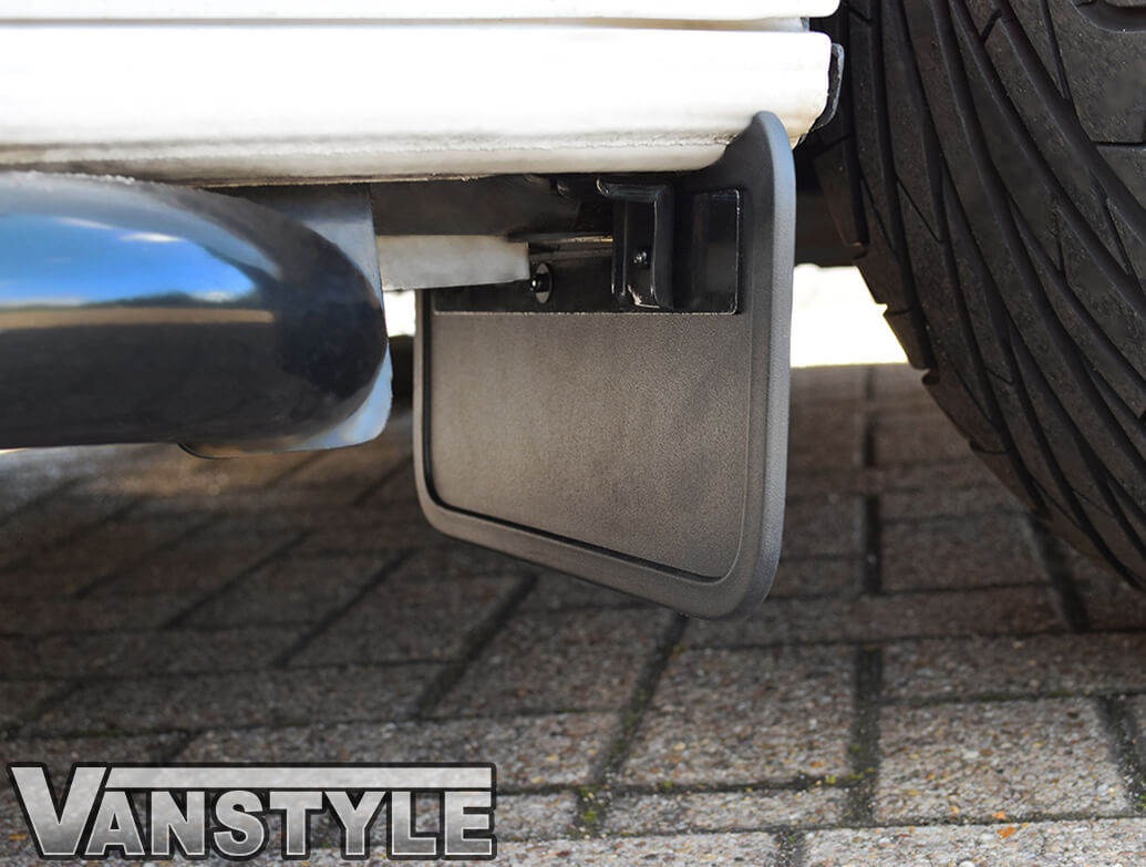 Mud Flaps Front Set VW T5/T6/T6.1