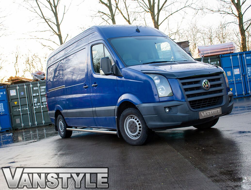 Acrylic Bonnet Wind Deflector - VW Crafter 2006>2016