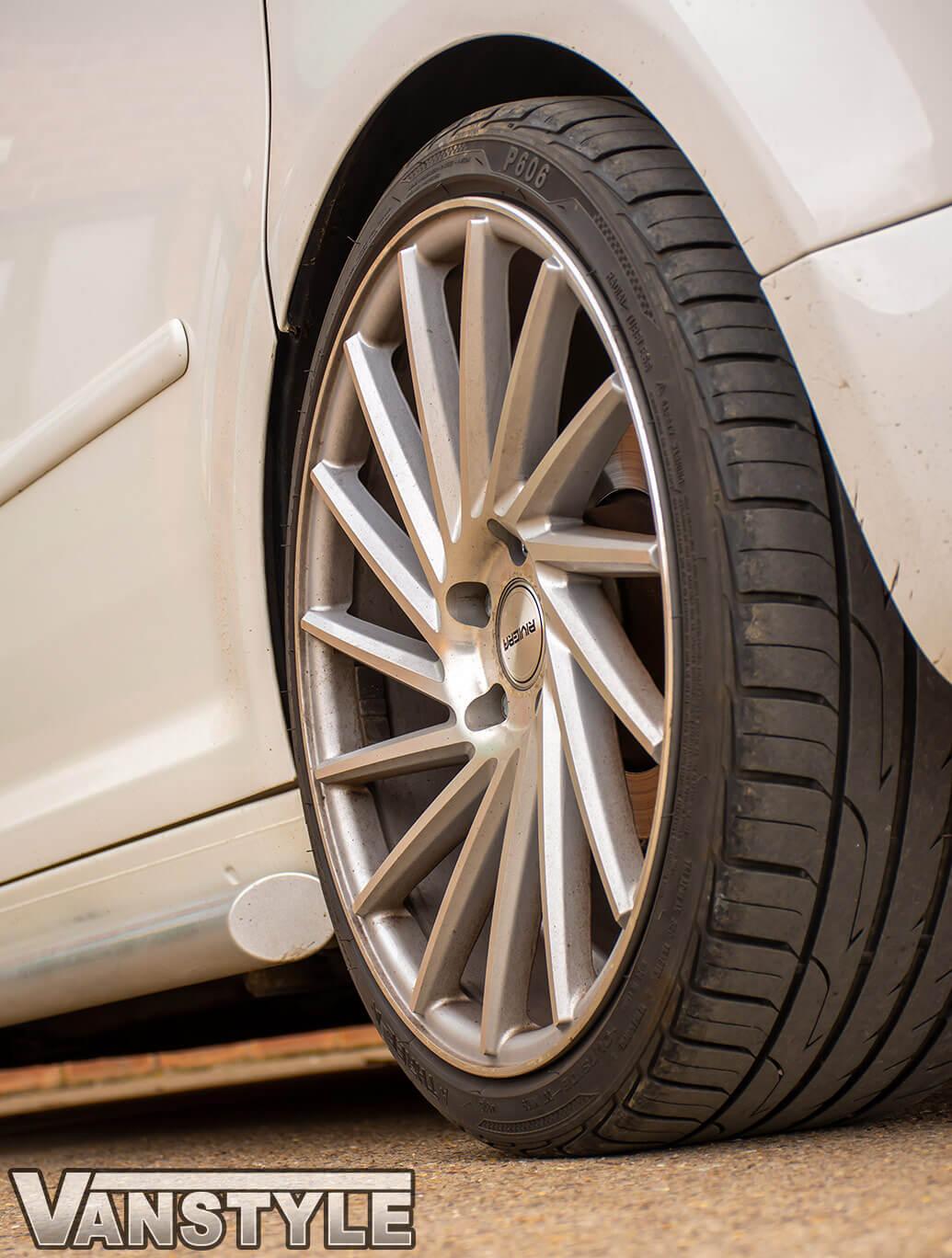 Bilstein B14 Height Adjustable Coilover Set - VW Caddy Mk3 / Mk4