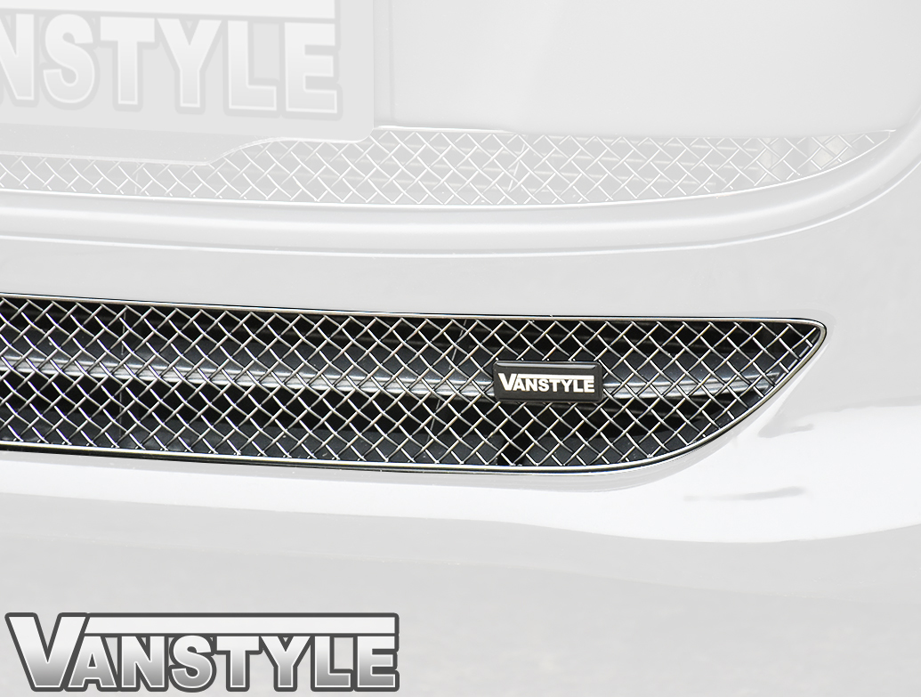 Vanstyle Sports Lower Grille - Ford Connect 14>