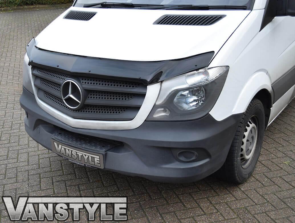 Full Length Bonnet Wind Deflector - Mercedes Sprinter 2013>18