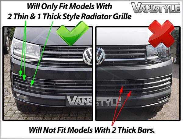 VW T6 2015>2019 OE Spec VW DRL\'s