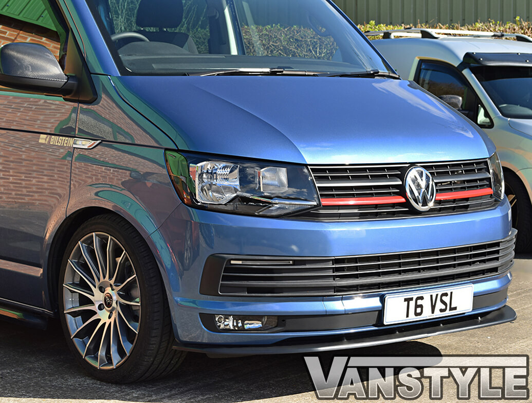 VW T6 2015> ABS Chrome Signal Repeater Trim Covers