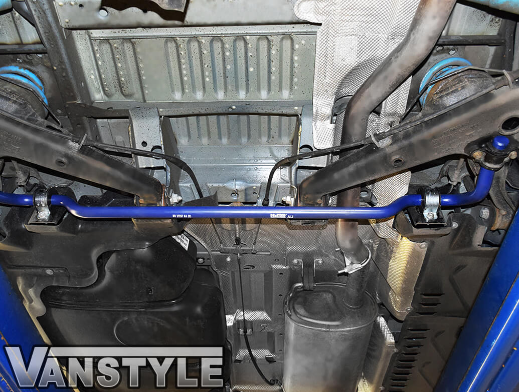 H&R Anti Roll Bars (ARB) Front + Rear - VW T5 & T6