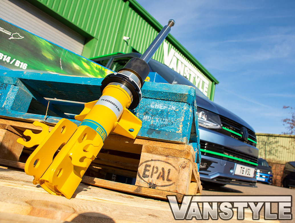 Bilstein B14 Single Front Coilover Damper Unit - VW T5 / T6 T32