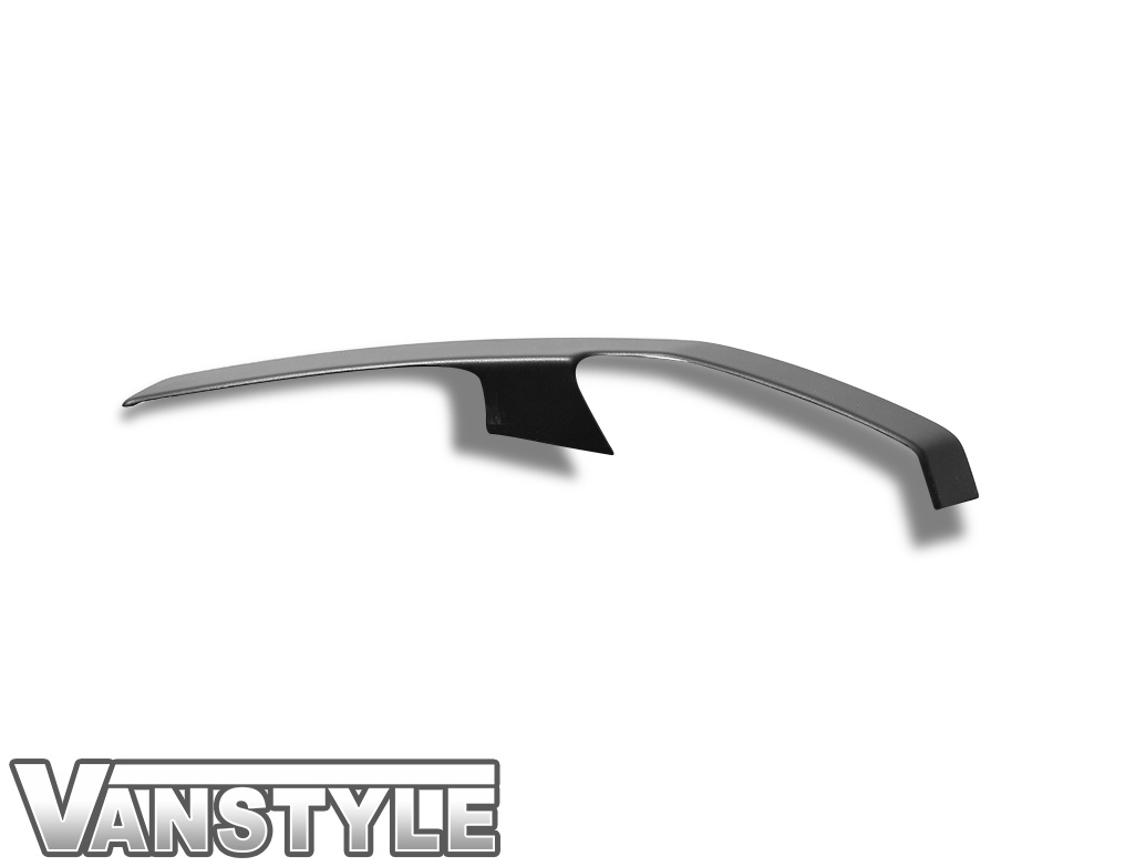 Ford Transit Custom 2012-18 Black ABS Wheel Arch Covers