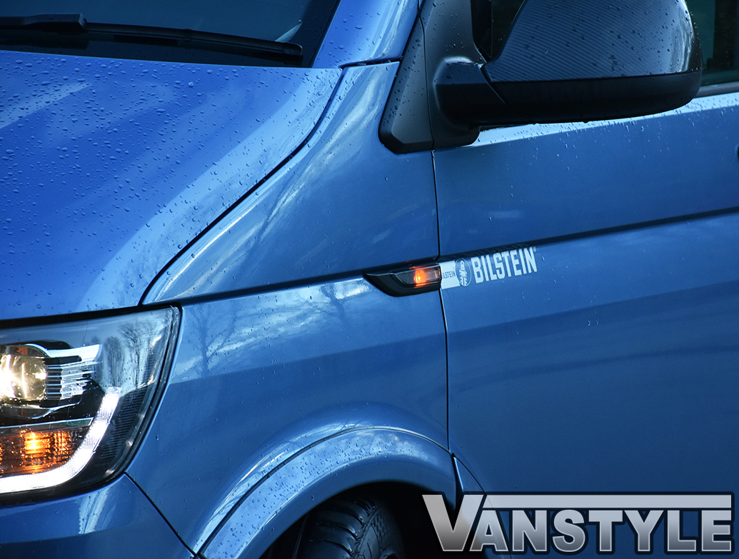 Smoked Side Repeaters Pair - VW T6 Transporter & Caravelle 2015>