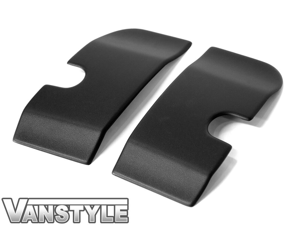 ABS Door Guard Paint Protectors in Textured Black - Custom 12>18
