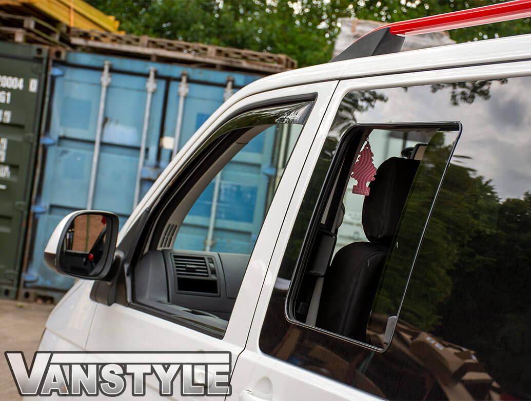 NSF Passenger Side Sliding Window Glass Pane - VW T5 T6