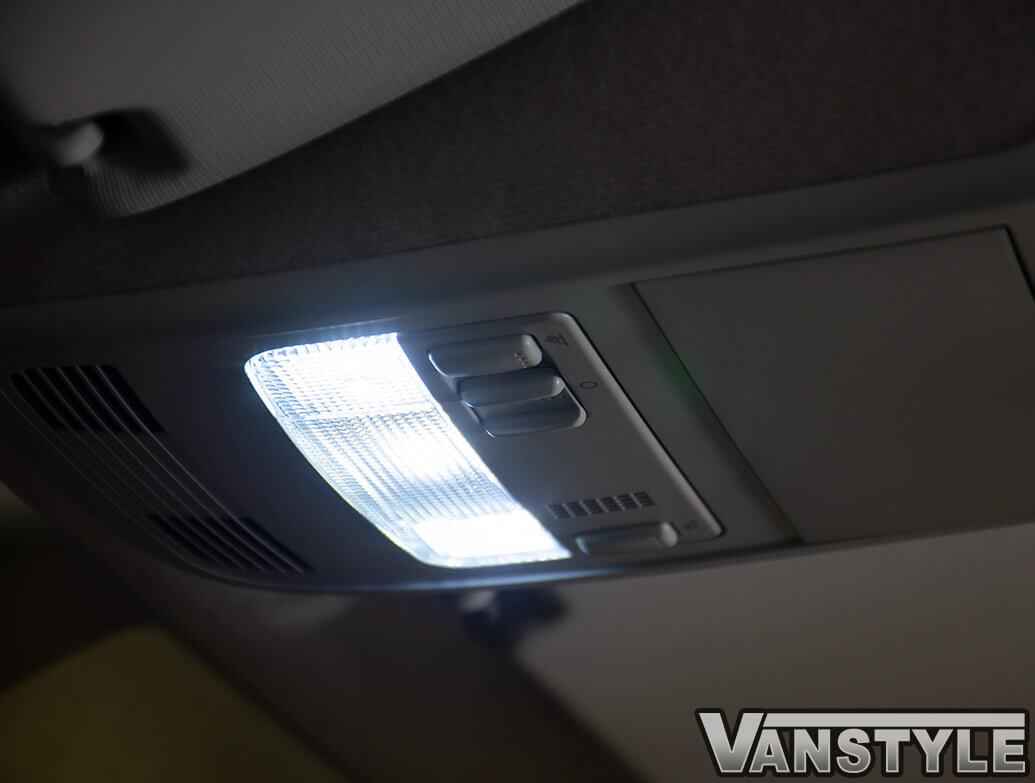 Genuine OEM Interior Light LED Bulb Upgrade Kit - Caddy 15>21