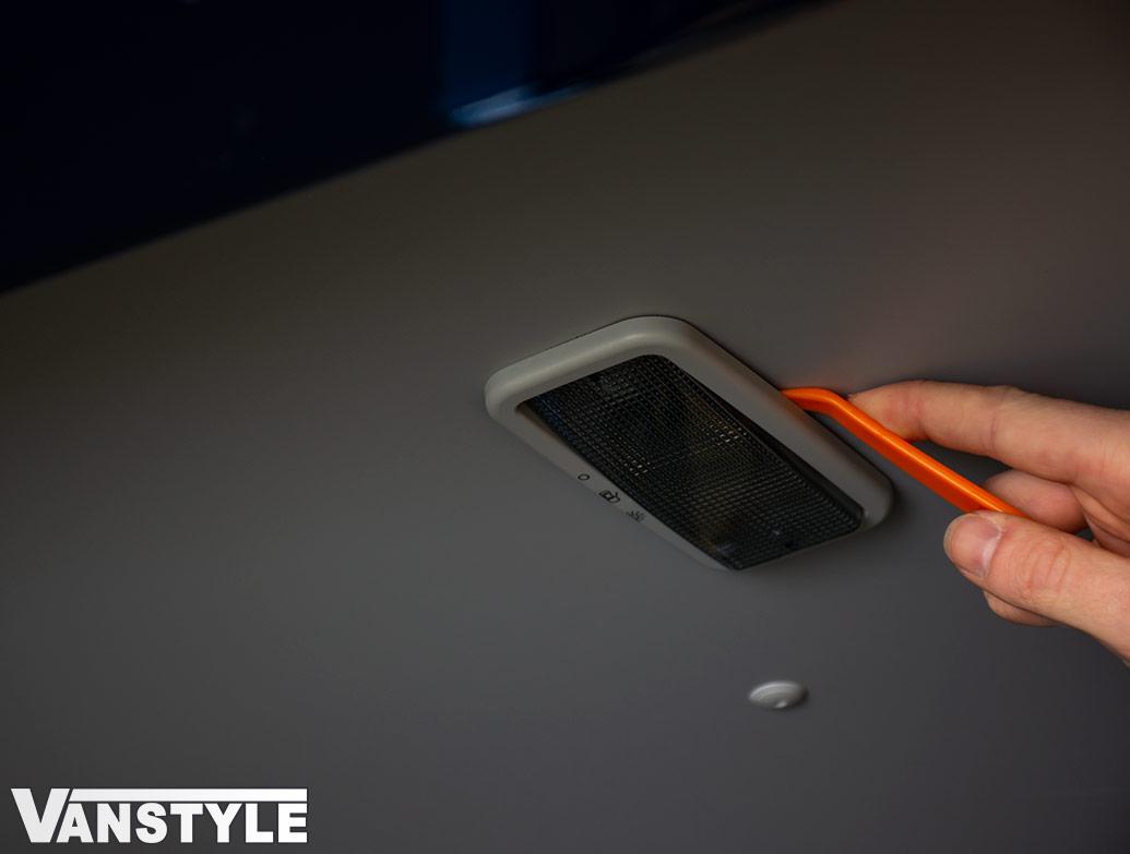 Genuine OEM Interior Light LED Bulb Upgrade 5pcs Kit - VW T5 T6