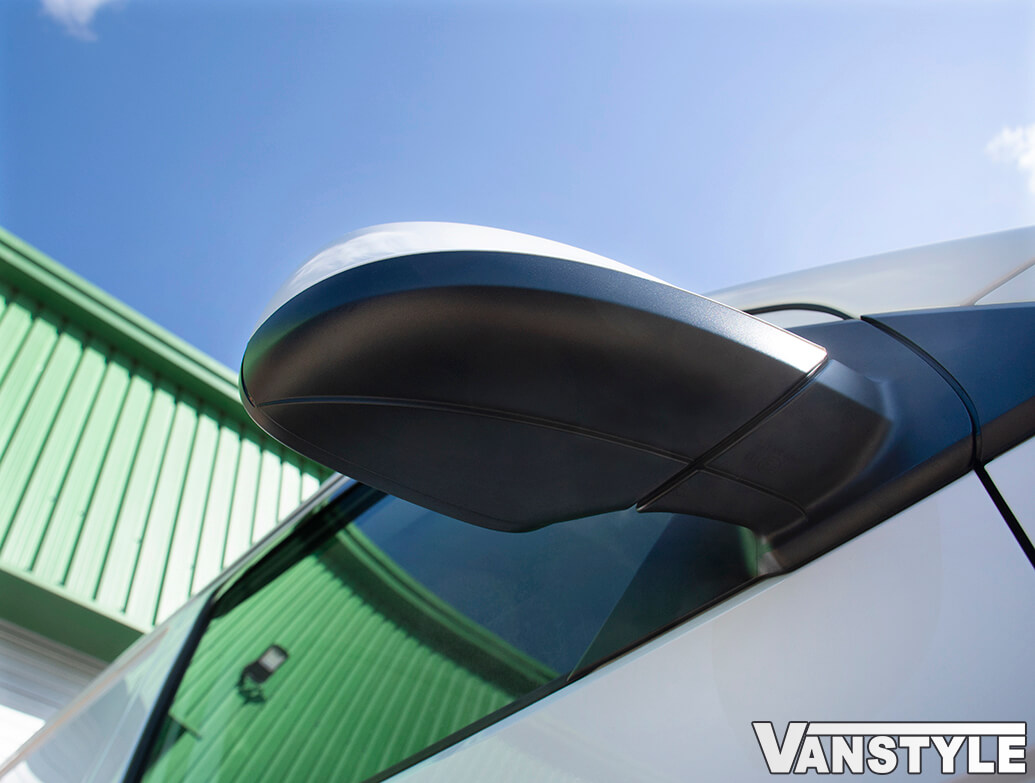 Genuine VW Lower OS Drivers Wing Mirror cover cap T5/T6 Amarok