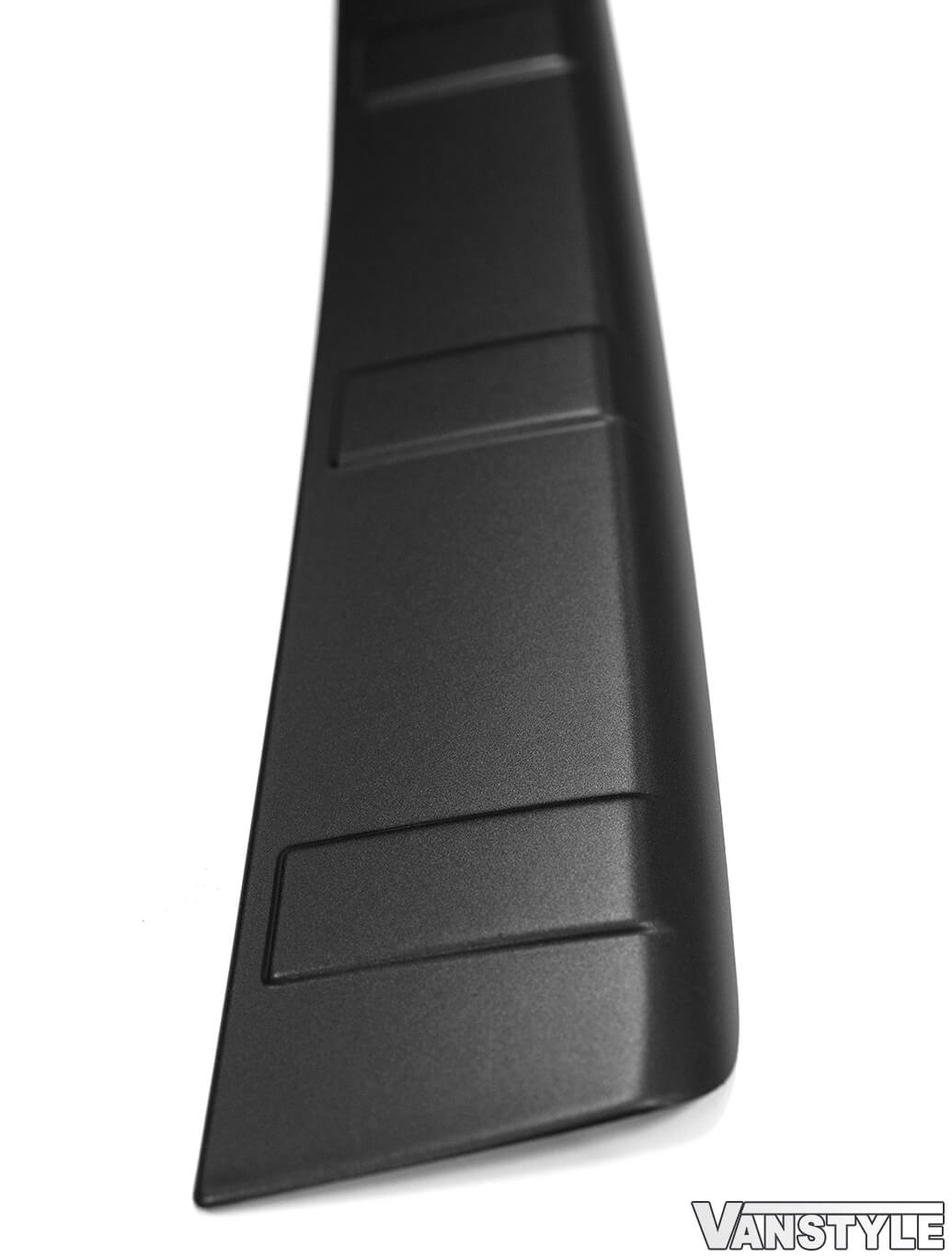 ABS Black Rear Bumper Protector - Berlingo/Partner/Combo 18>
