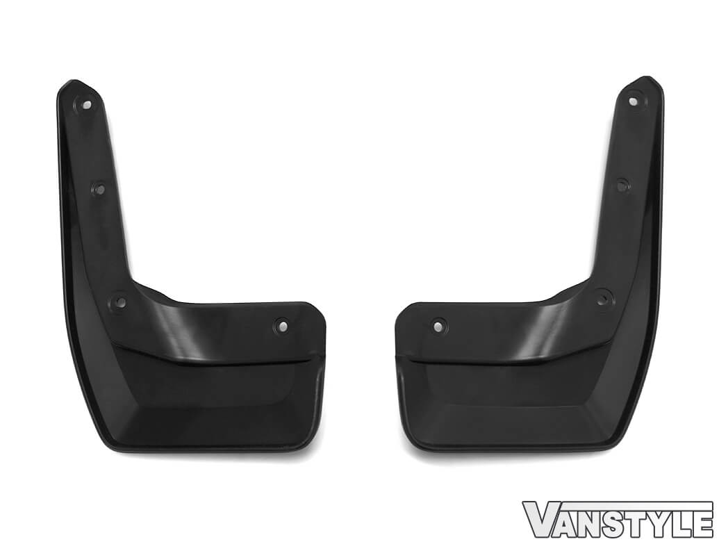 Genuine VW Front Mud Flaps - VW Caddy & Maxi Mk5 2021>