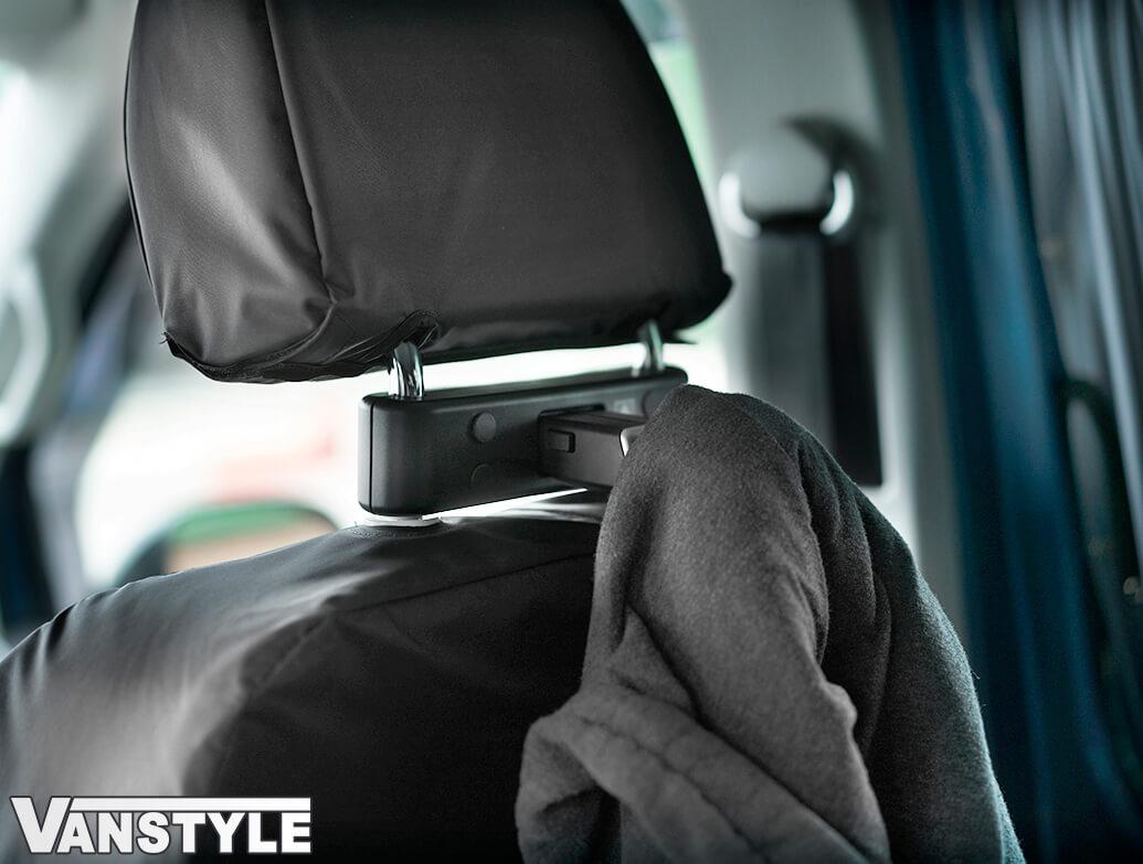 Genuine VW Bag Hook for Travel & Comfort System