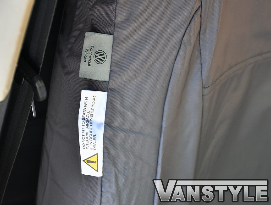 Genuine Volkswagen Seat Cover - VW Caddy/Maxi 10-15