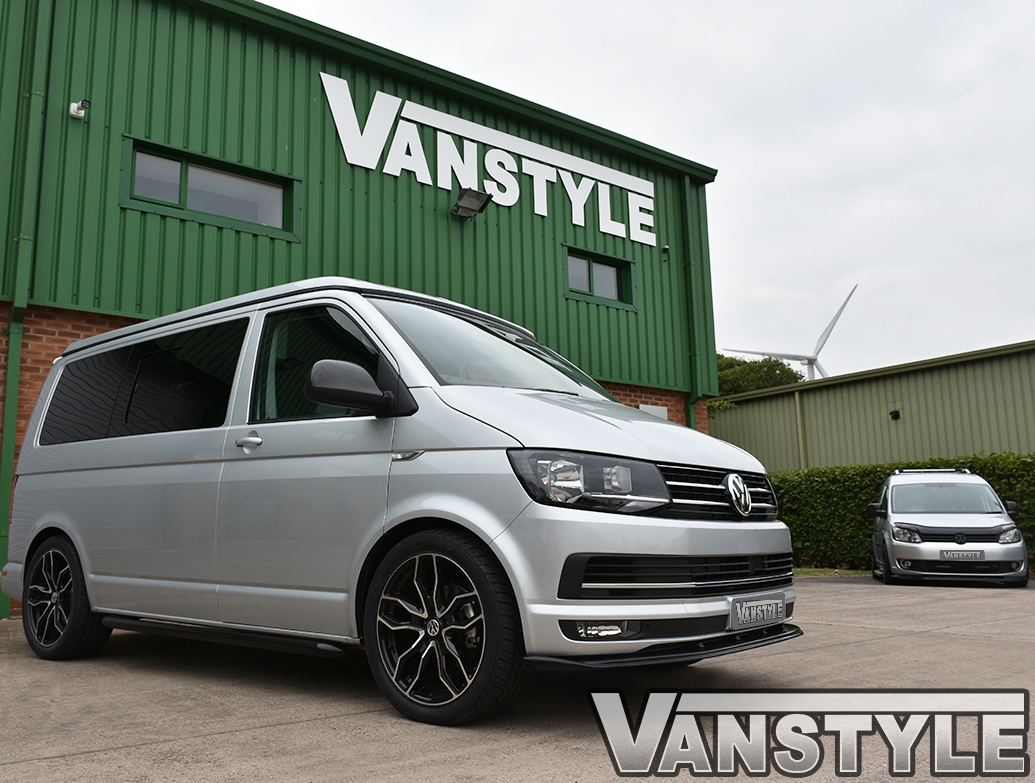 Genuine VW T6 2015> Chrome Side Repeaters